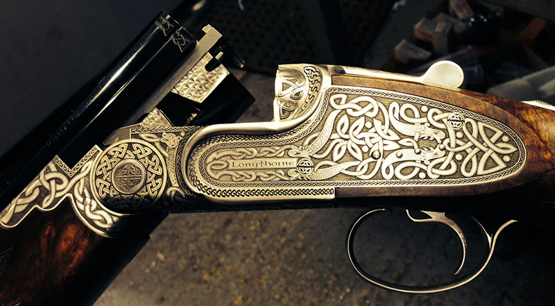 Longthorne Guns Celtic