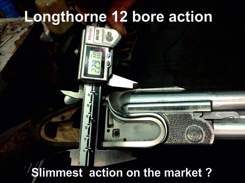 12 bore action