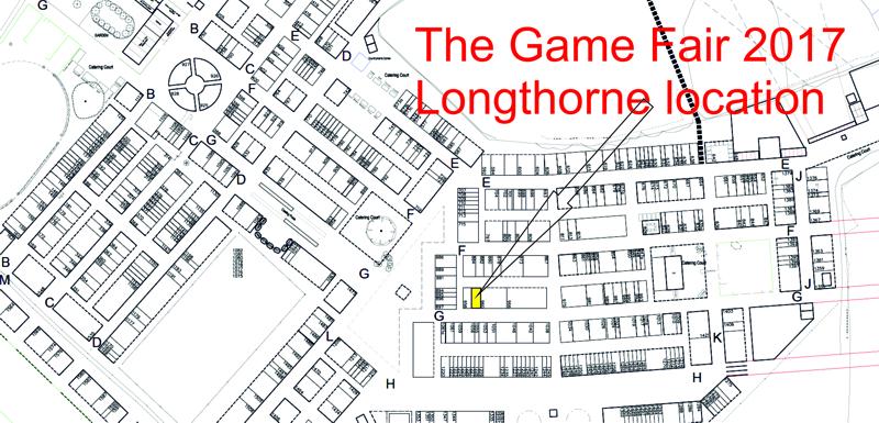 The Game Fair 2017 - Longthorne location