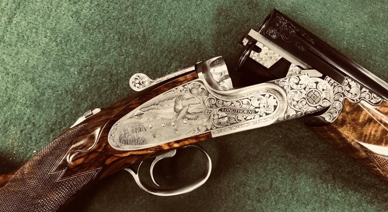 Longthorne bespoke guns