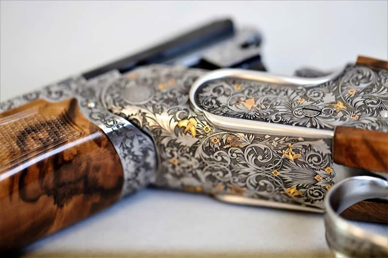 Sidelock Shotguns